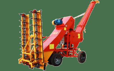 Зернометатель ПЗС-150, Вулкан