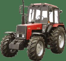 Трактор Беларус — 1021