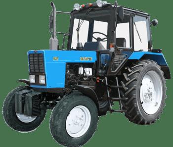 Трактор Беларус-80.01
