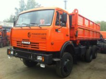 Автомобиль КАМАЗ-45143