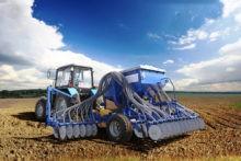 Сеялка зерновая универсальная пневматическая С-6ПМ3
