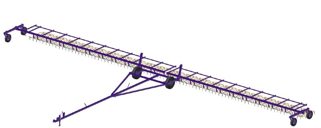 Сцепка бороновальная СПГ-15
