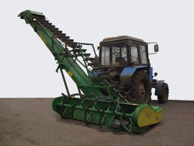 Зернометатель ПЗН-250